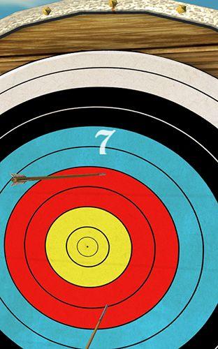Bowmaster archery: Target range Screenshot
