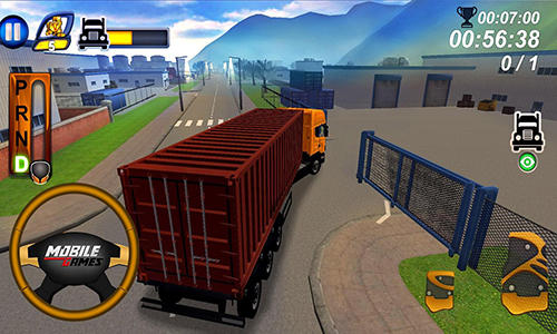 Truck parking simulator 2017 para Android