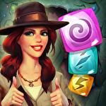 Jones adventure mahjong: Quest of jewels cave icon
