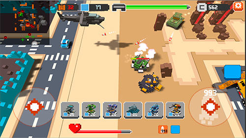 War boxes: Tower defense Screenshot