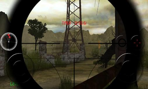 Zombie sniper для Android
