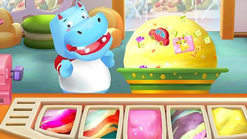 Arcade Little panda: Mini games für das Smartphone