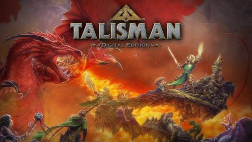 Talisman: Digital edition скріншот 1