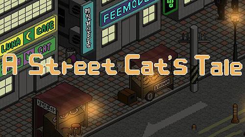 A street cat's tale captura de tela 1