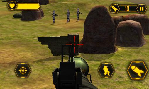 Rocket launcher 3D pour Android