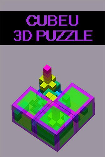 CubeU 3D puzzle Screenshot