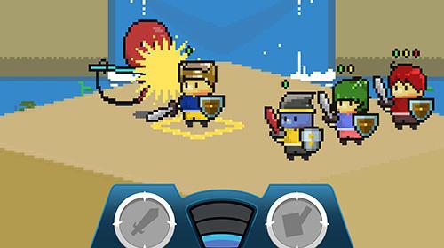 Pixelspiele Think! Think! Monsters auf Deutsch