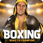 アイコン Boxing: Road to champion