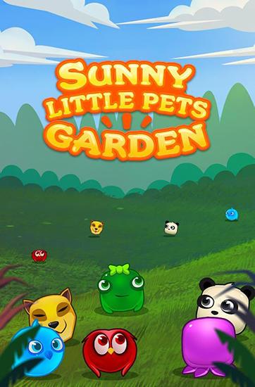 Sunny little pets garden Screenshot