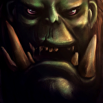 Orc war RTS icon