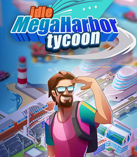 Idle mega harbor tycoon: Incremental clicker game captura de pantalla 1