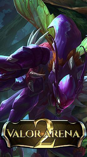 Valor arena 2: League of legends based card game capture d'écran 1