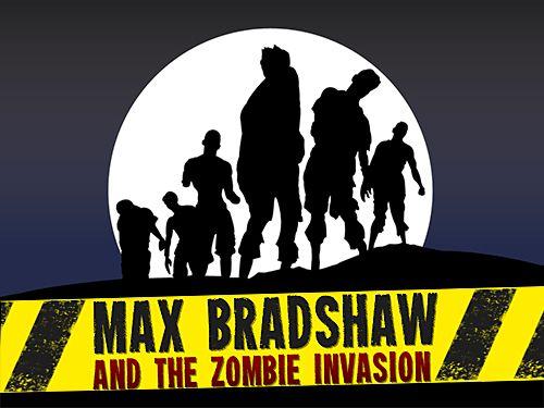 logo Max Bradshaw et l'invasion des zombies
