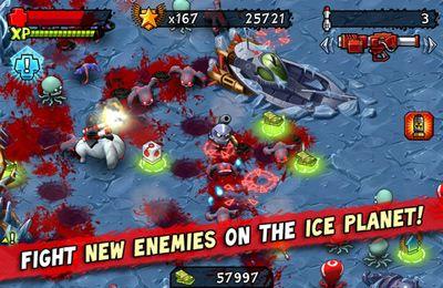 Strategiespiele: Lade Monster schießen - Die verlorenen Level auf dein Handy herunter
