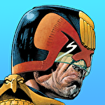 Judge Dredd: Crime files Symbol