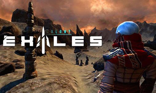 Exiles: Far colony captura de pantalla 1