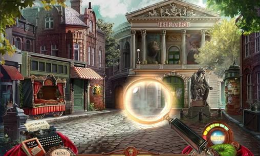 Abenteuer Seven muses: Hidden Object. Punished talents: Seven muses für das Smartphone
