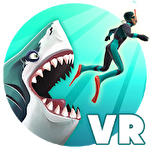Hungry shark VR icono