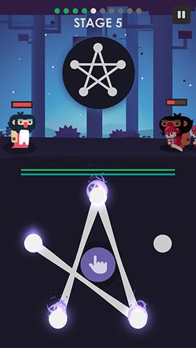 Swipe magic für Android