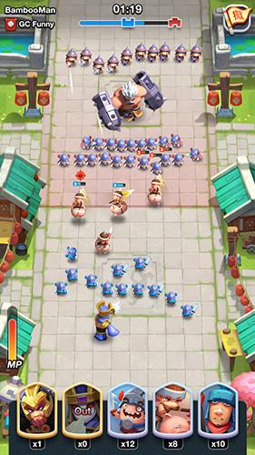 Rapid clash Screenshot