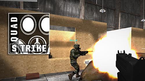 Squad strike 3 captura de pantalla 1