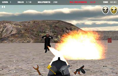 Jason gegen Zombies für iPhone