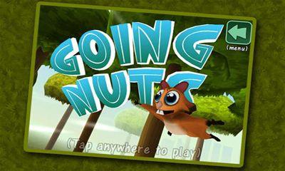 Arcade-Spiele Going Nuts für das Smartphone