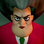 Scary teacher 3D icono