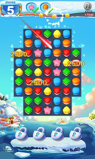 Cookie blast frenzy für Android