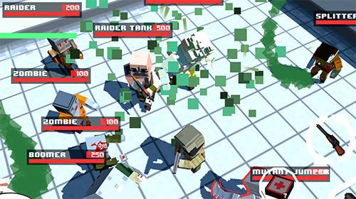 Pixel shelter: Survival Screenshot