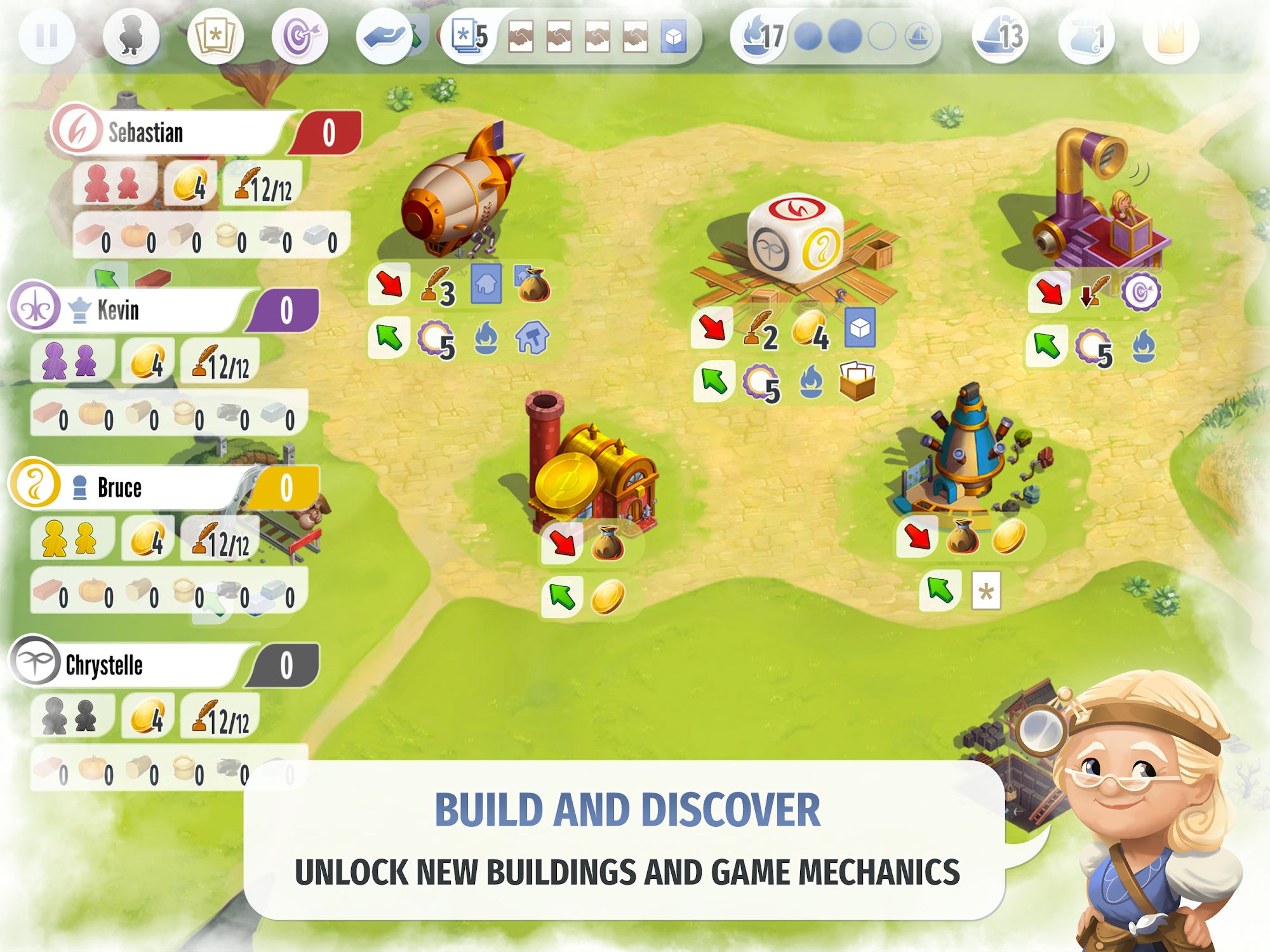 Charterstone: Digital Edition for Android