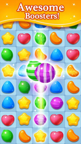 Candy fever 2 für Android