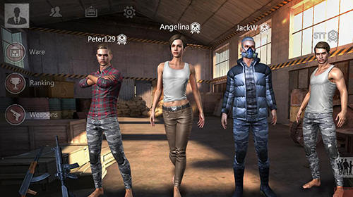 Survival squad para Android