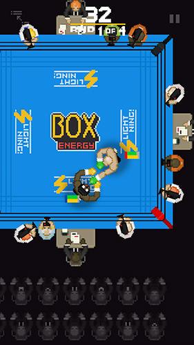 Boxen Undisputed champ auf Deutsch