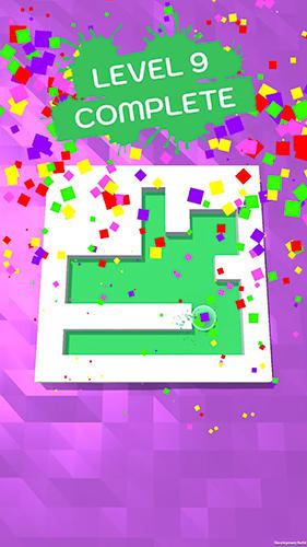 Roller splat! Screenshot