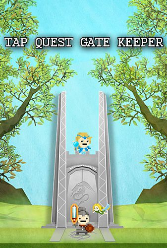 Screenshot Tap Quest: Torwächter auf dem iPhone