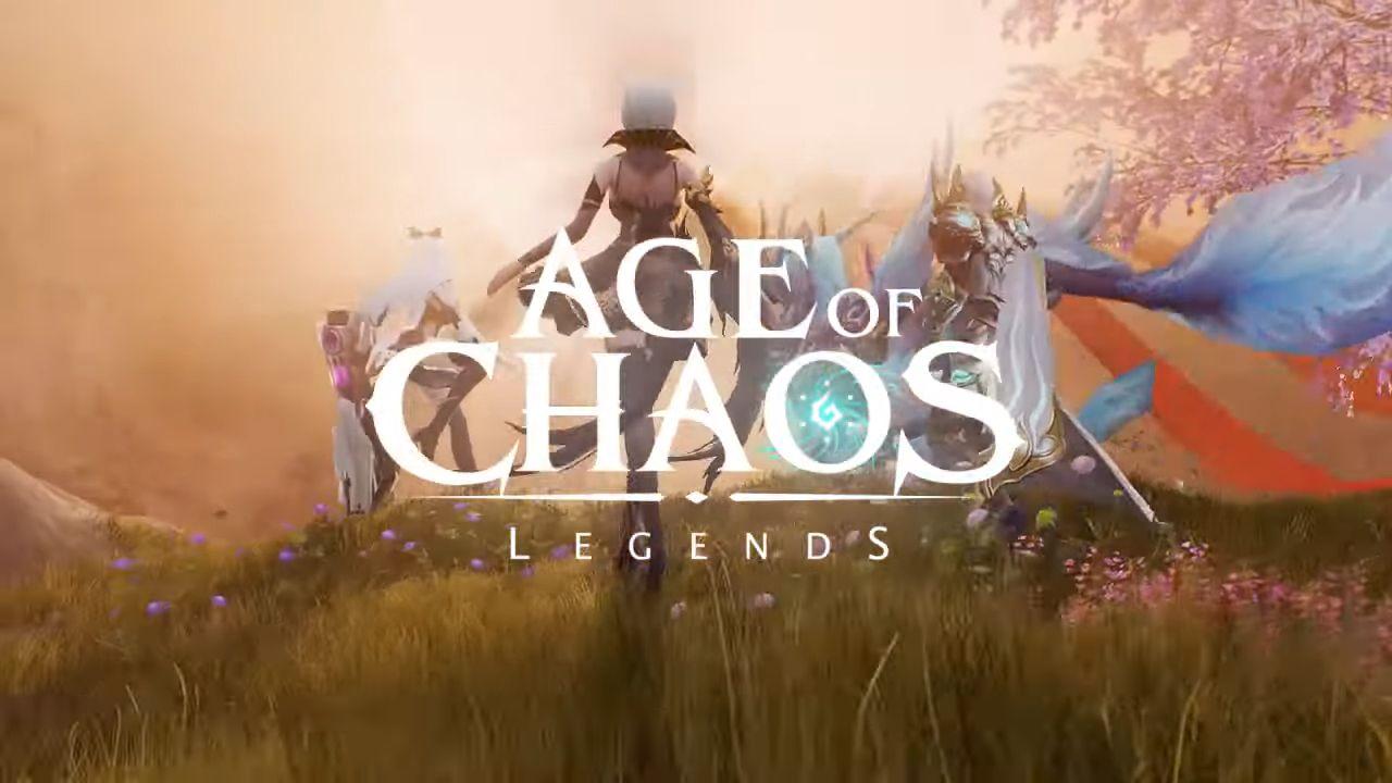 Age of Chaos: Legends screenshot 1