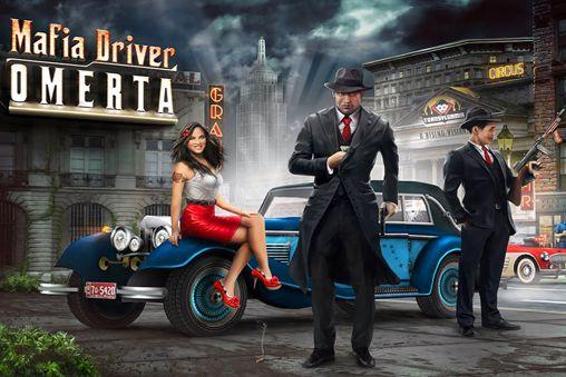 логотип Водитель мафии: Омерта