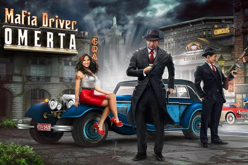 logo Mafia Fahrer: Omerta