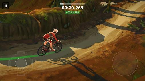 Online Bike unchained für das Smartphone