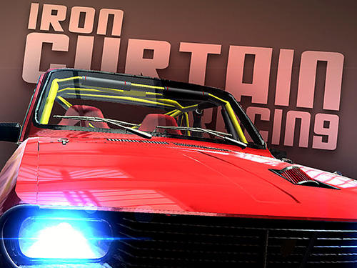Iron curtain racing: Car racing game скріншот 1