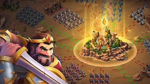Jogos online Lords of empirepara smartphone