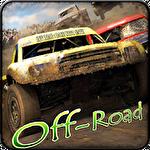 4х4 off road: Race with gate Symbol