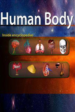 logo Der menschliche Körper des kleinen Bob