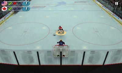Hockey Nations 2010 Screenshot