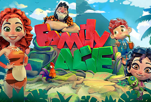 Family age: Beautiful farm adventures sim screenshot 1