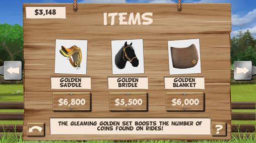 Pony trails screenshots