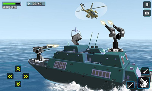 US army ship battle simulator для Android