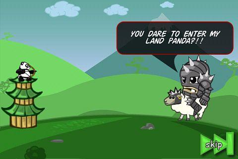 Arcade-Spiele: Lade Panda Mania auf dein Handy herunter