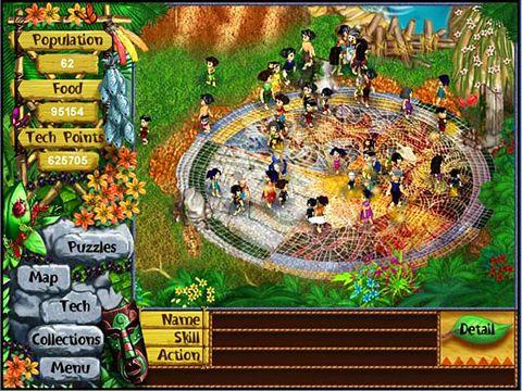 Simulator-Spiele: Lade Virtuelle Dörfer: Die verlorenen Kinder auf dein Handy herunter